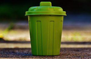 kosz na smieci, ustawa śmieciowa, odpady