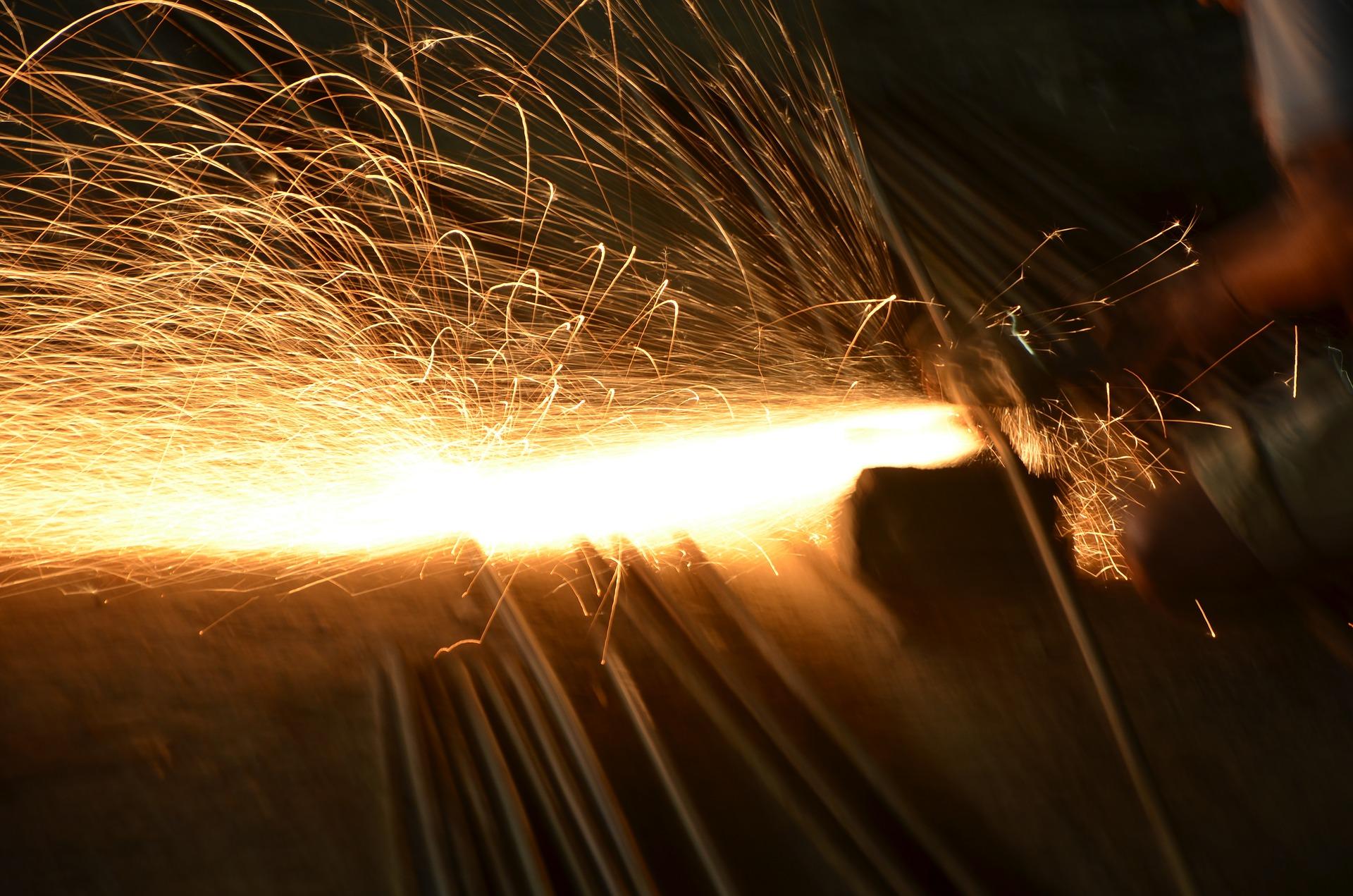 Technologia, wypalanie, ogień