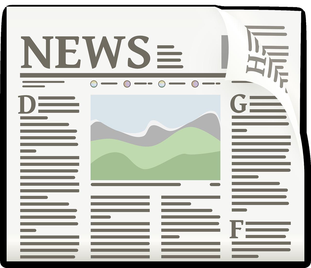 gazeta, nowość, news, artykuł